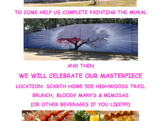 Come help us paint this Saturday 7/21/18 8 am