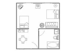 room 5 plan