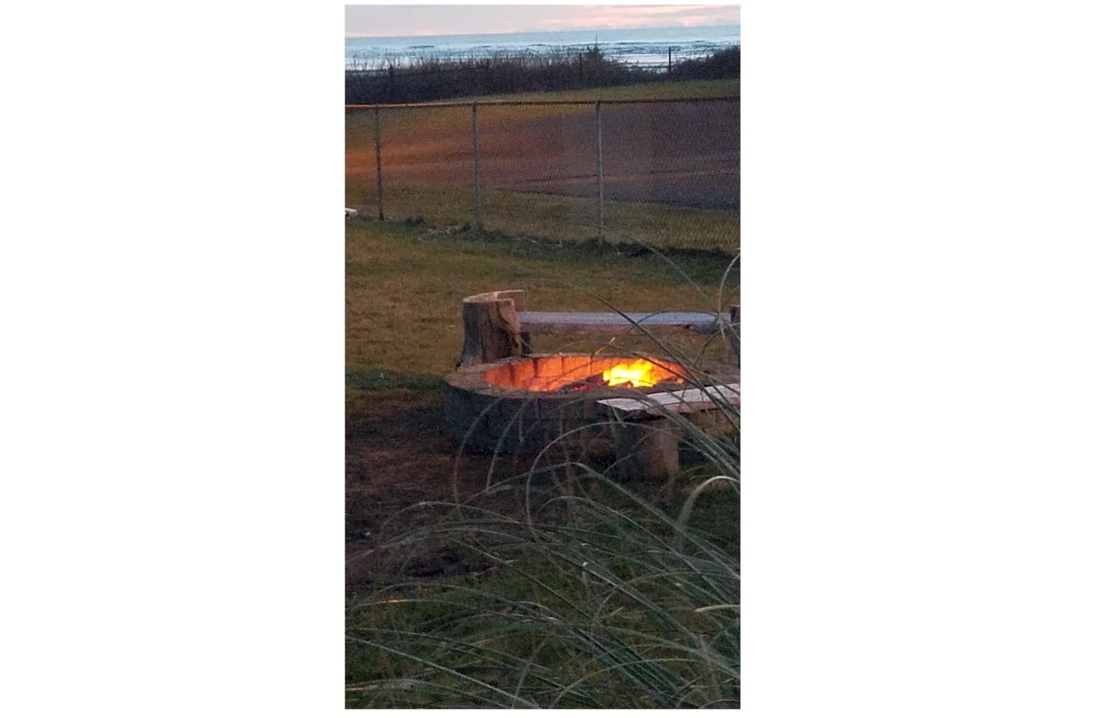 ohana firepit