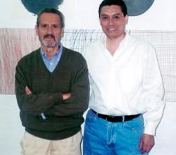 Vicente Rojo and Bustamante