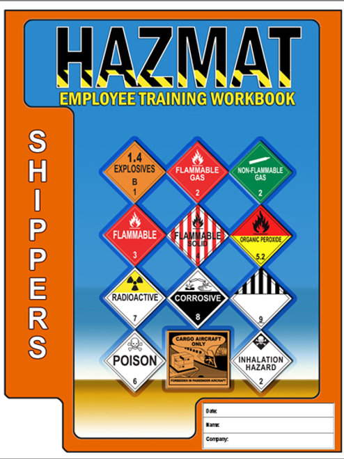 Hazmat Employee Workbook - Shippers/Carriers