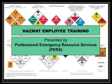 Shippers - Online Hazmat Training