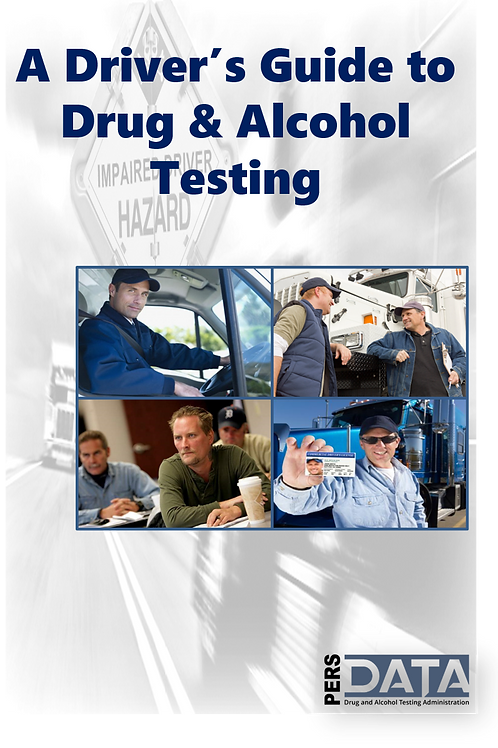 Alcohol & Drug Testing Driver Awareness Training Handbook
