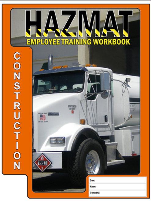 Hazmat Employee Workbook - Construction