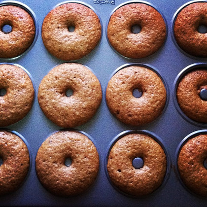 Oven-Baked Donuts? Yes Please!