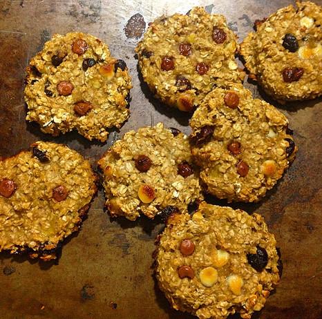 Sinnless 3-Ingredient Cookies