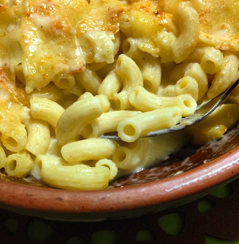 Oozy Oven-Baked Mac n' Cheese