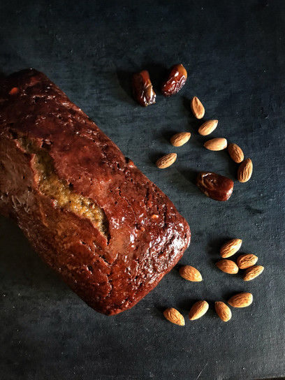 Date, Fig & Almond Loaf