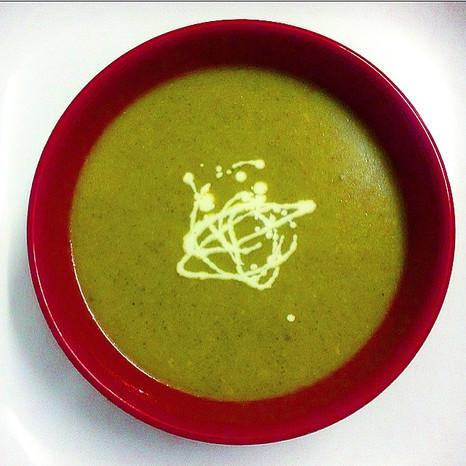 30-Minute Cream of Broccoli Soup