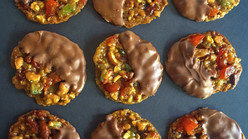 Fruit & Nut Florentines