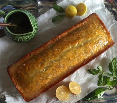 Lemon & Chia Seed Cake