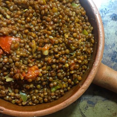 30-Minute Vegan Lentil Casserole