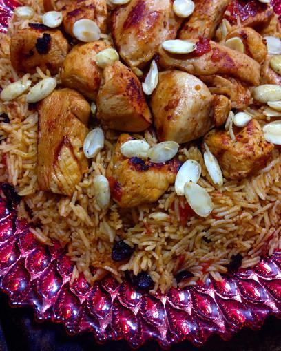 10-Spice Chicken Kabsa