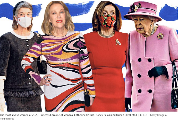 The Telegraph - The 25 best-dressed wome