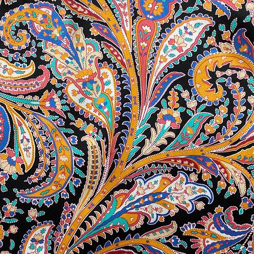 Shika Kimono - Great Missenden Black