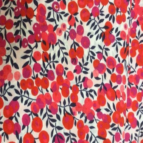 Shika Kimono - Wiltshire Berry