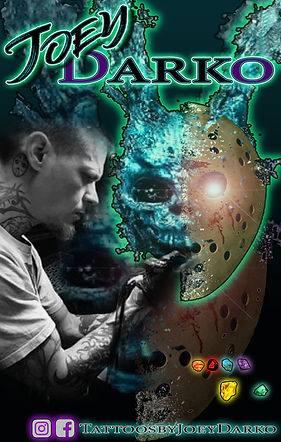 Joey Darko artist banner