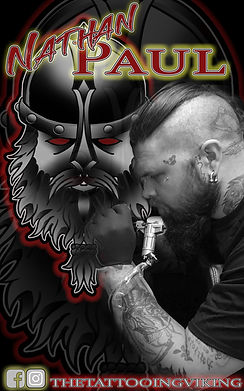 The Tattooing Vikings banner