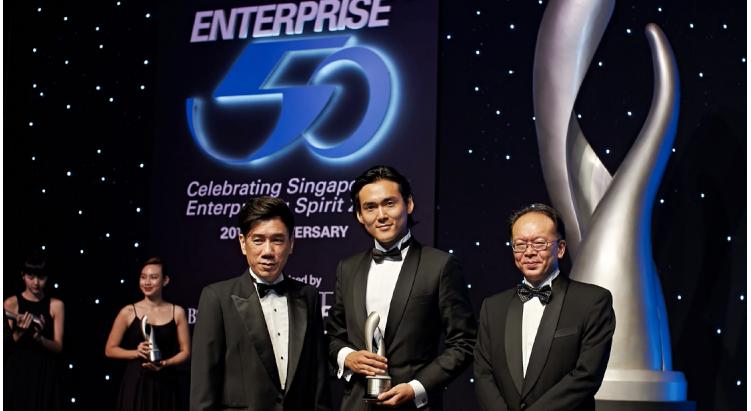 Oriental Tanks makes it to Enterprise Top 50 Awards