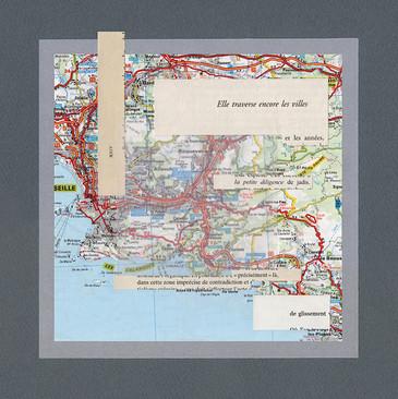 Mathilde Roux cartes routières augmentées Routes 21