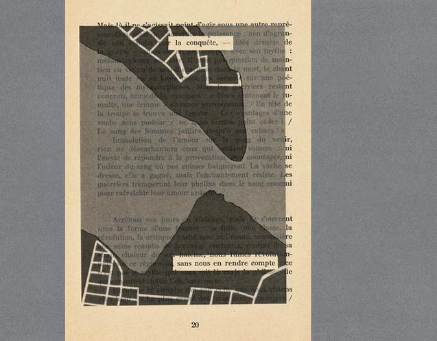 Territoires #3 (détail)