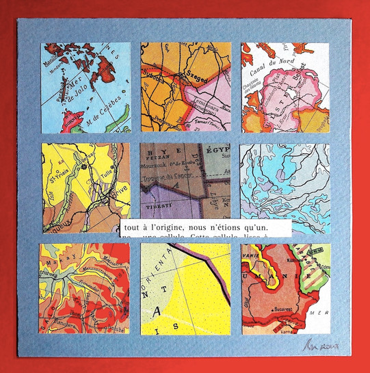 Mathilde Roux Variations sur l'atlas