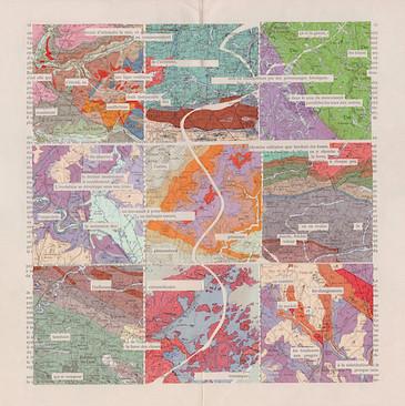 Mathilde Roux cartes géologiques augmentées Mouvements 3
