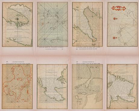 Mathilde Roux cartes marines augmentées Reconstructions