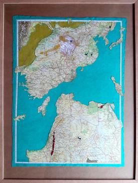 Mathilde Roux cartes d'atlas augmentées M 1