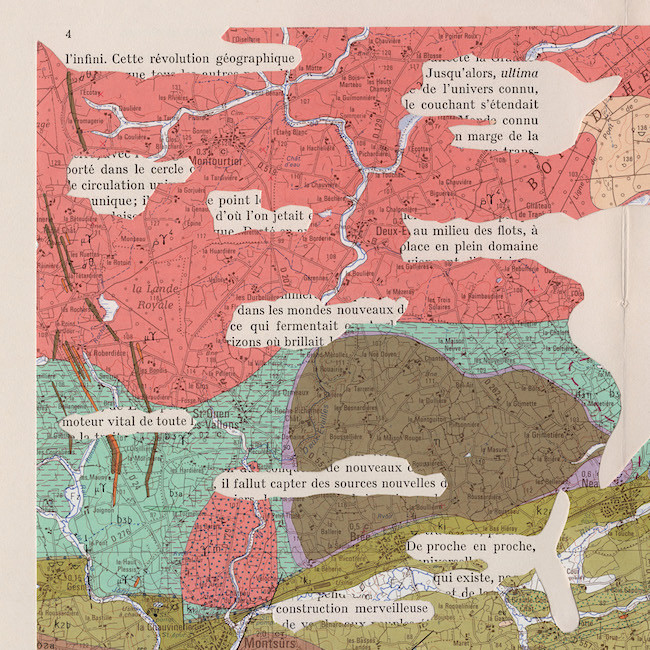 Mouvements en terrain favorable #9 (détail)