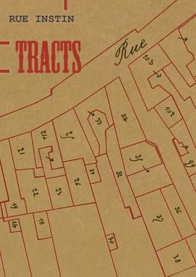 Mathilde Roux, Général Instin tracts, cartographie