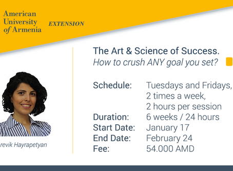 THE ART & SCIENCE OF SUCCESS. HOW TO CRUSH ANY GOAL YOU SET?