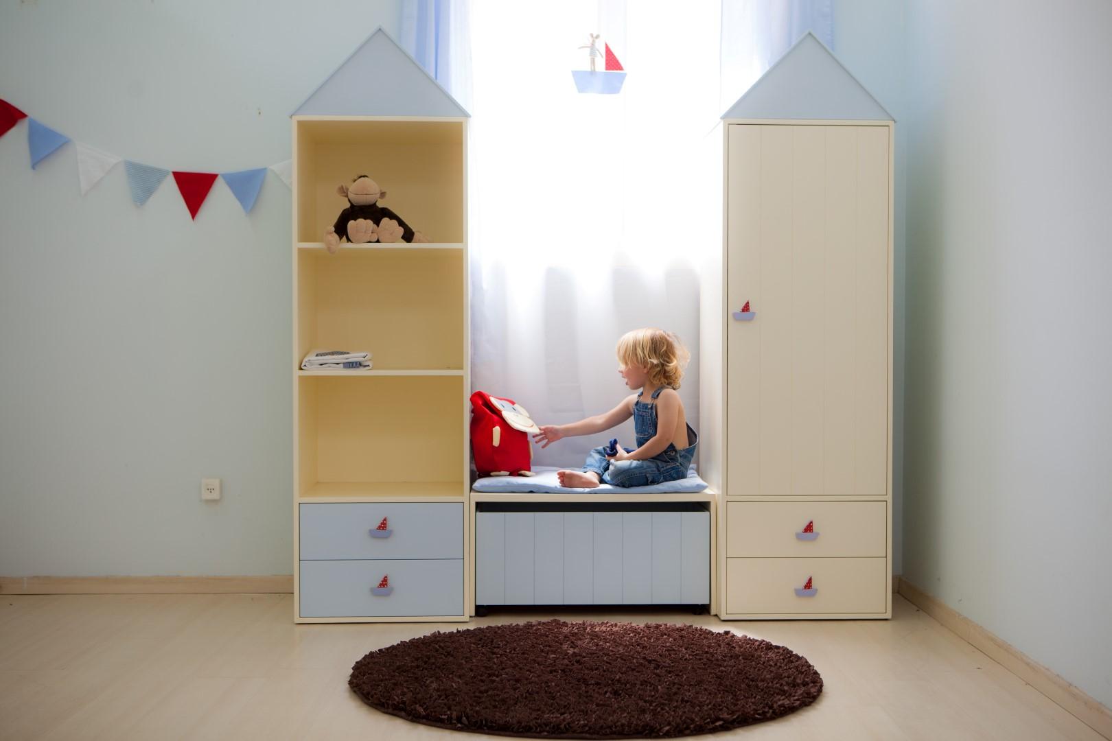 חדרי ילדים באני בי כפר מלל