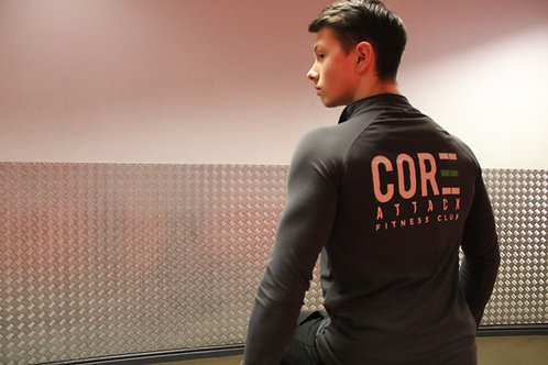 Core Half Zip Sweat Layer