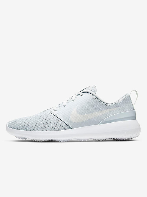 Nike Roshe Mens Pure Platinum/White/Metallic White