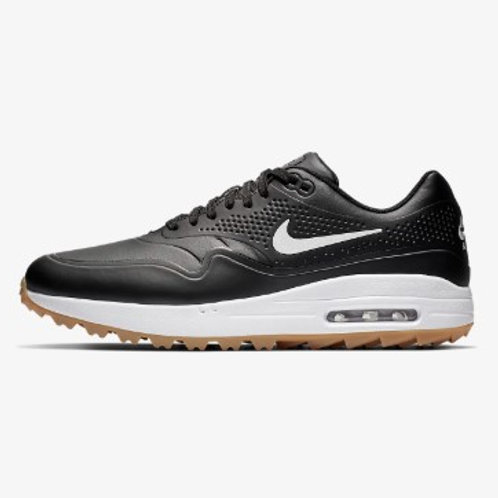 Air Max 1 G Black/White Swoosh