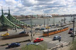 """Traffic"" - Budapest, Hungary"