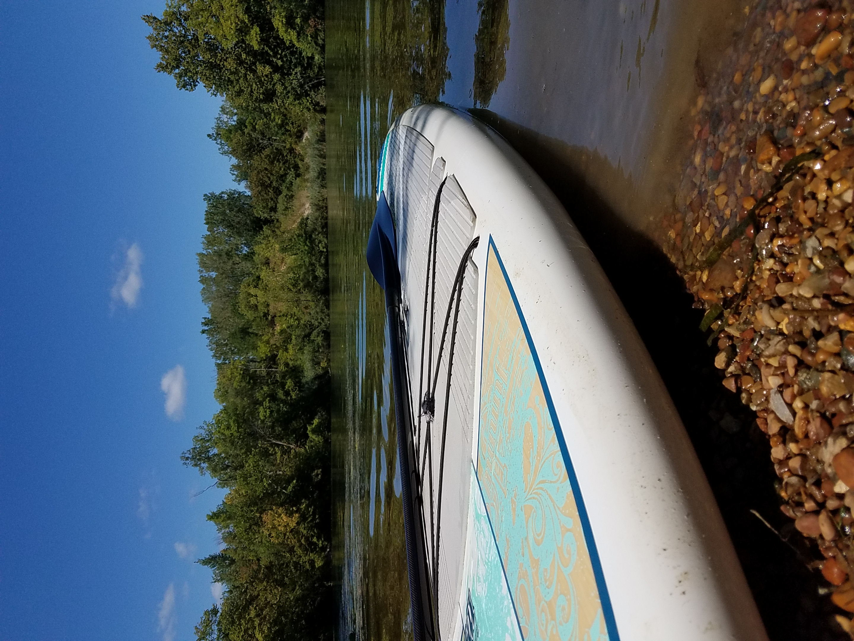 """Paddleboard"" - Ford Lake, MI"