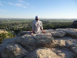 """""""Rim Views"""" - Billings, MT"""