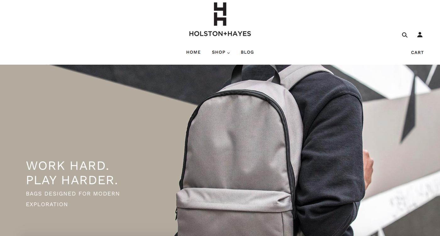 Holston + Hayes