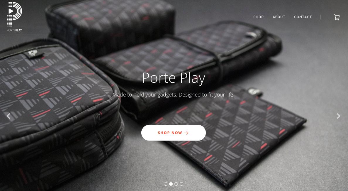 Porte Play Brand Development