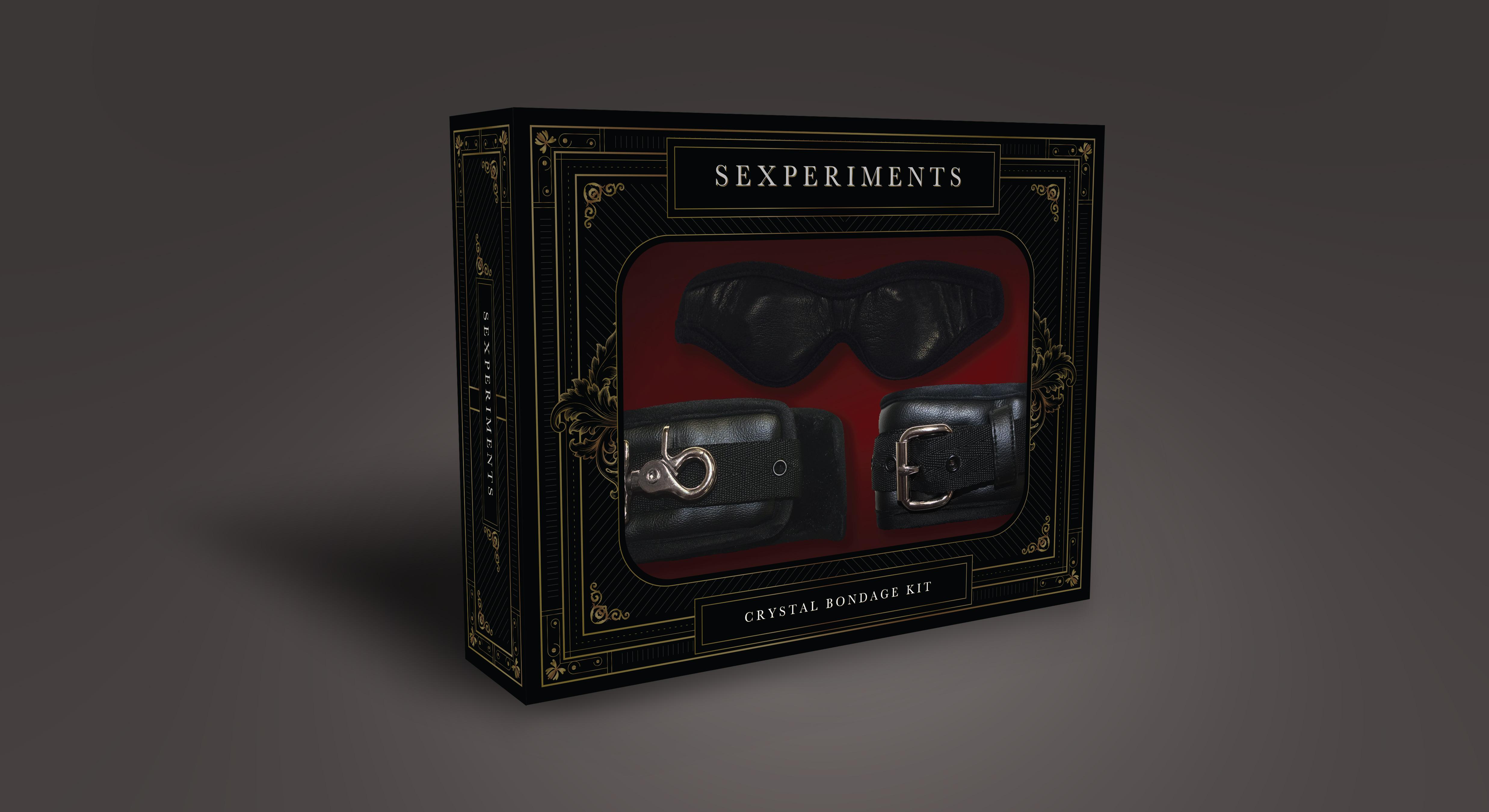 Sexperiment rendering open