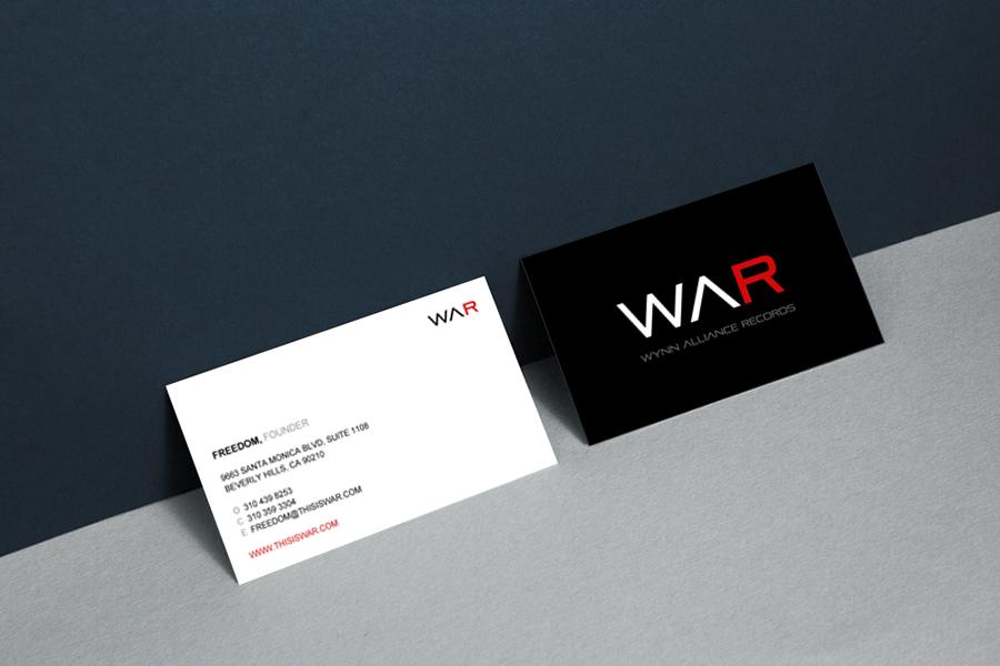 WAR Branding