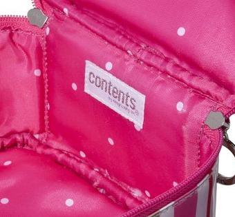 Contents Interior Label