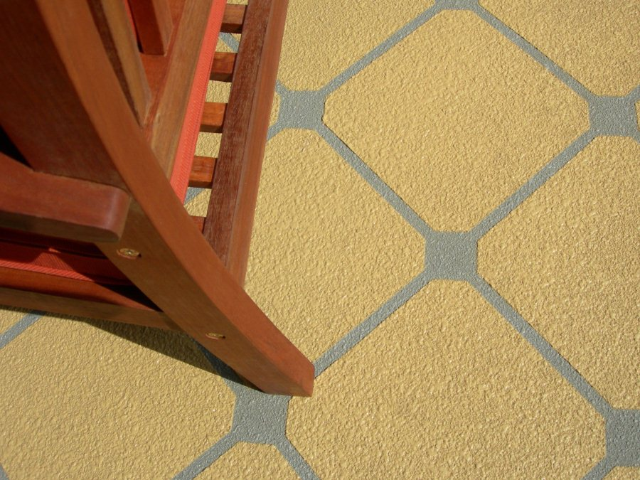 Desert Sand_Antique Tile