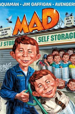 MAD Magazine!