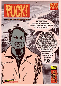 PUCK! Magazine