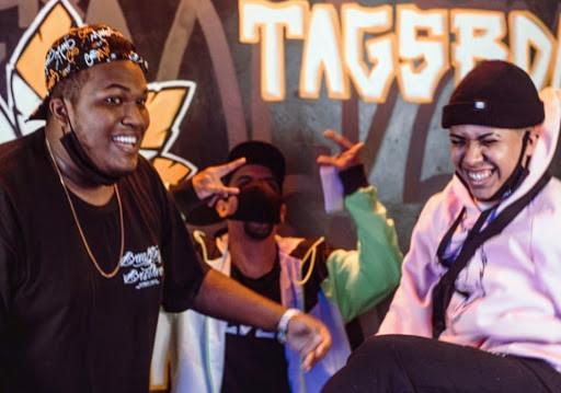 As batalhas de rap online em SP