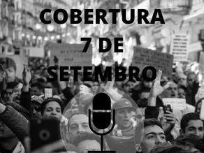 Especial 7 de setembro - Cobertura de Rosiane Lopes