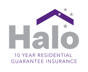 Halo 10 Year Residential Insurance Logo